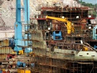 Industri Galangan Kapal Berpotensi Timbulkan Limbah Merkuri