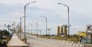 Jalan dan Jembatan Jadi Prioritas Pemprov Riau