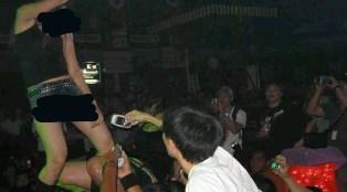 Merazia Anggota TNI dalam Pub MP Club Petugas Malah Menemukan Ekstasi