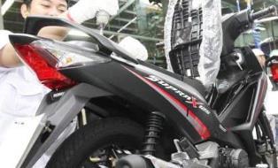 Honda Supra X 125 FI Raja Motor Bebek Rancang Bodi Baru