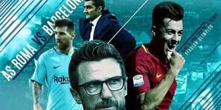 Jelang Leg Kedua UCL, Roma Akan Coba Untuk Mengentikan Messi