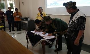 2019 Infrastruktur KITB Mulai di Bangun, PT KITB Teken Mou dengan BGMC