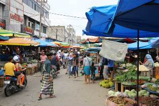 Ini Kiat Disperidaksar Pekanbaru Majukan Pasar Tradisional