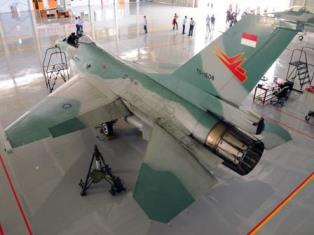 TNI AU Kerahkan Jet Tempur Patroli Karhutla di Riau