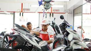 Astra Honda Motor Cetak Mekanik Mumpuni Sendiri