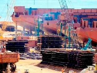 Industri Galangan Kapal Batam Mulai Menjerit