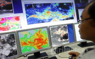 BMKG Deteksi 4 Titik Panas di Riau