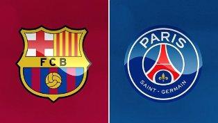 Barcelona Vs PSG,  Mengejar Ketinggalan