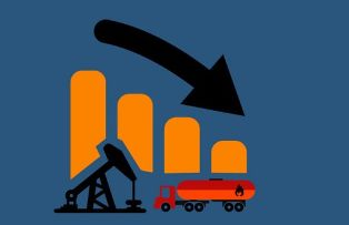 EIA Merilis Harga Minyak Dunia Terus Turun