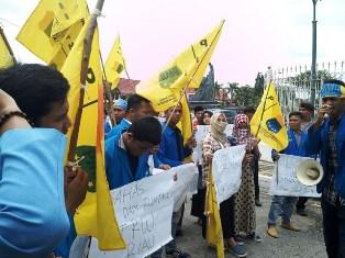 PMII Desak RTRW Riau Disahkan