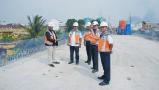 Komisi V DPR Tinjau K2 Proyek Strategis Nasional di Sumut