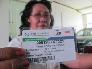 Setengah Warga Riau Belum Ikut BPJS