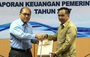 Wakil Ketua DPRD Inhil : Predikat WTP Mesti Dipertahankan