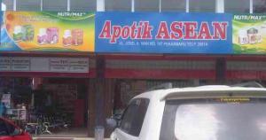 No Telphond Apotek Asean di Pekanbaru 0761-29814