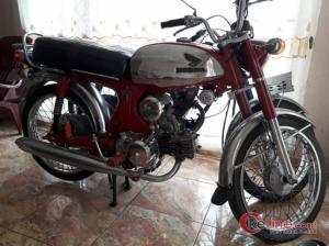 Minat, Honda CG 110 dan Honda CB 90 Z Ori Surat Lengkap
